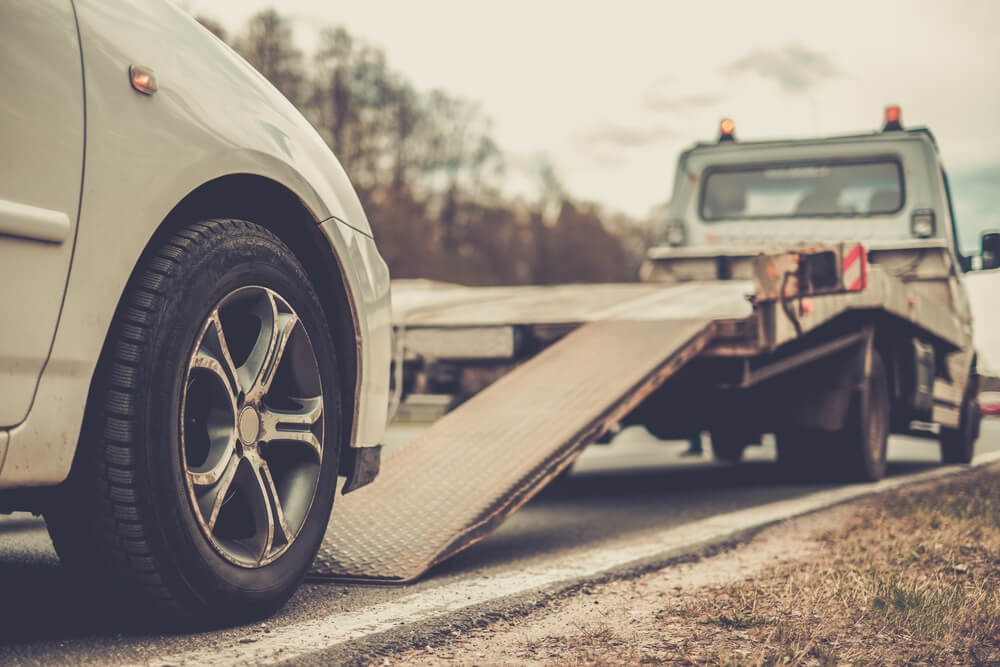 Car Towing – Covered Recovery Services