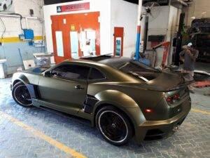 Custom Car Body Modification