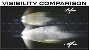 Head Light Comparison