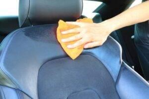 Car seats shampoo1