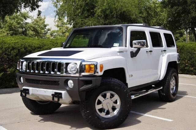 Hummer-car