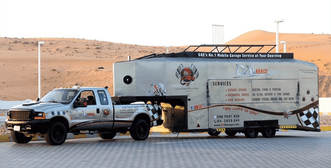 Mobile Garage