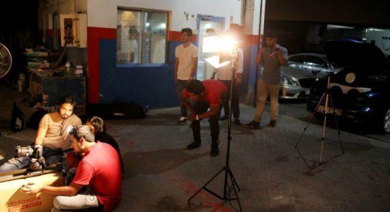 DXGarage Song Shooting 6
