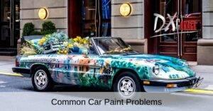 Car Paint Dubai